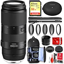 Best tamron 100-400mm canon Reviews
