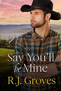 Say You'll Be Mine (The Bridal Shop Book 3)