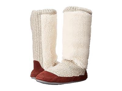Acorn Slouch Boot (Buff Popcorn) Women