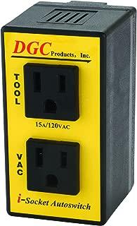 i-socket 110m Tool and Vacuum Switch