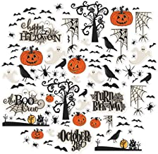 Paper Die Cuts - The Boo Crew - Halloween - Over 60 Cardstock Scrapbook Die Cuts - by Miss Kate Cuttables