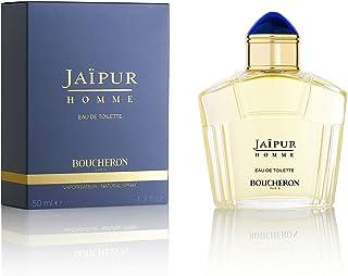 Boucheron Jaipur Homme by Boucheron - Perfume for Men, 50 ml - EDT Spray