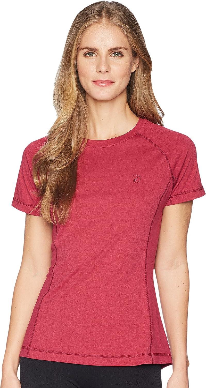 FJ/ÄLLR/ÄVEN Womens Abisko Vent T-shirt W