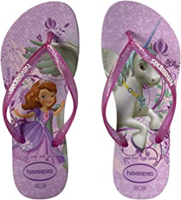 Slim Princess Sofia Flip Flops (Toddler/Little Kid/Big Kid)