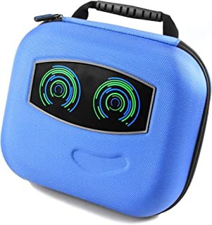CASEMATIX KIDCASE Robot Toy Box Case Compatible with Really RAD Robots MiBro Interactive Remote Control Robot and Accessories - Includes CASE ONLY