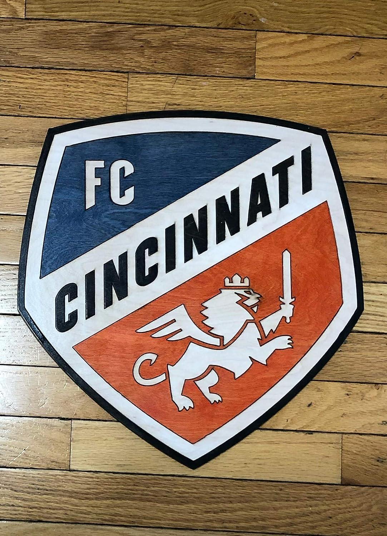 FC Cincinnati San Diego Mall Sign Animer and price revision Logo New