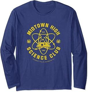 Spider-Man Midtown High Science Club Long Sleeve T-Shirt