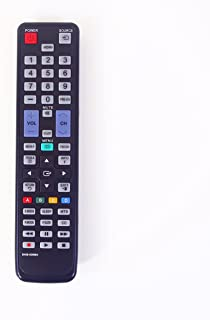 LuckyStar Universal Replacement Remote Control for Samsung BN59-00996A Smart TV LED LCD TV - LN32C530 PL50C530 PN50C530 PN42C450B1D LN40C540 LN40C540F2F PL50C530C1F LN46C530F1FXZA LN40C540F2F