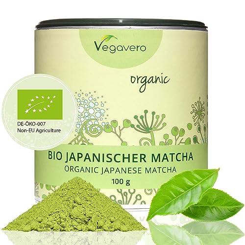 Té Matcha Orgánico Japonés | Rico en L Teanina, Cafeína y Antioxidantes | Energía +