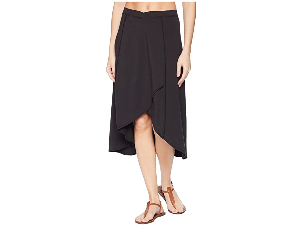 Stonewear Designs Stonewear Skirt (Black 2) Women's Skirt