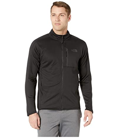 The North Face Canyonlands Full Zip (TNF Black 1) Men