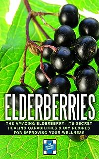 Elderberries: The Amazing Elderberry, Its Secret Healing Capabilities & DIY Recipes For Improving Your Wellness (Elderberries - Elderberry Syrup)