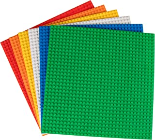 """Strictly Briks Classic Baseplates 10""""x10"""" Building Brick Baseplates 