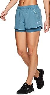 RBX Active 女士运动跑步锻炼短裤