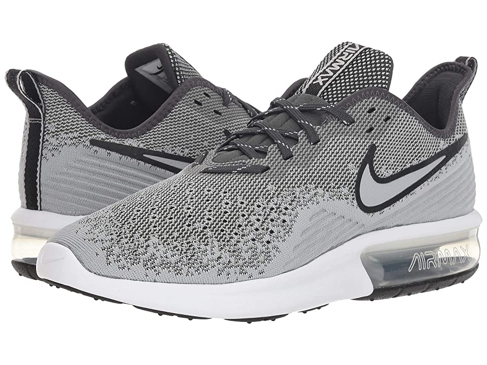Nike Air Max Sequent 4 (Wolf Grey/Wolf Grey/Anthracite/White) Men