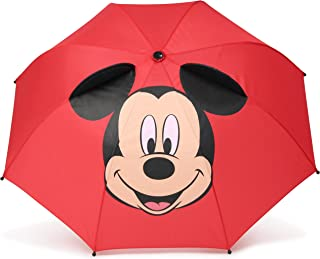 Western Chief Kids Character Umbrella, Mickey Mouse, One Size