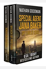The Special Agent Jana Baker Spy-Thriller Series Box Set (Books 4-5) Kindle Edition