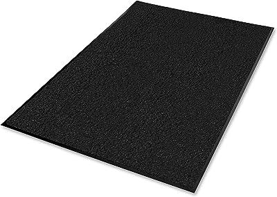 Guardian 94030535 Platinum Series Indoor Wiper Mat, Nylon/Polypropylene, 36 x 60, Black