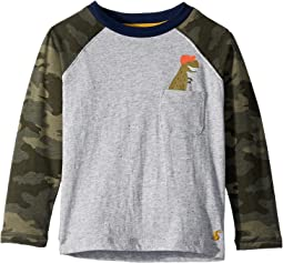 Raglan Sleeve Top (Toddler/Little Kids)