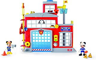Mickey Mouse to The Rescue Fire Station