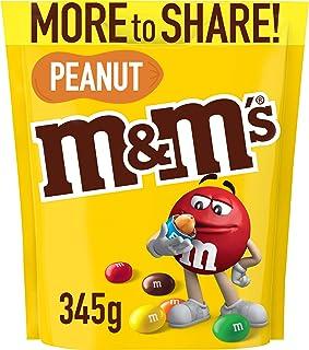 M&M'S Peanut Chocolate Bag, 345 g