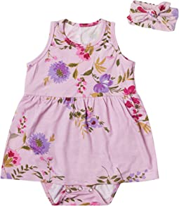 Skirted Bodysuit Two-Piece Set (Infant)
