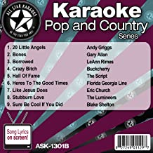 All Star Pop and Country Series ASK-1301B
