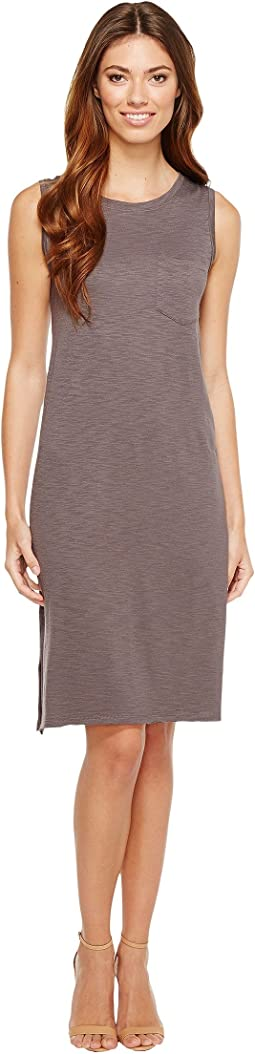 Lilla P Midi Pocket Tank Dress