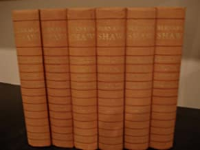 Bernard Shaw: Complete Plays with Prefaces, (6 Volume Set)