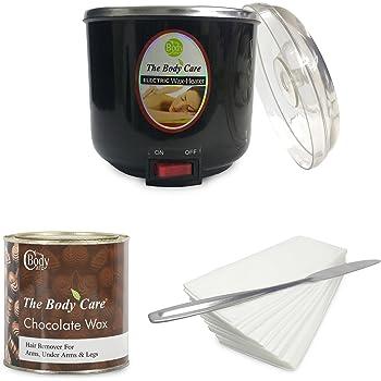 Bodycare Chocolate Wax and Heater