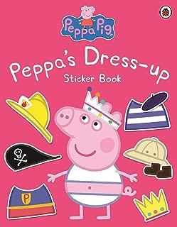 Best peppa's dress up sticker book Reviews