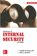 Challenges to Internal Security of India Paperback