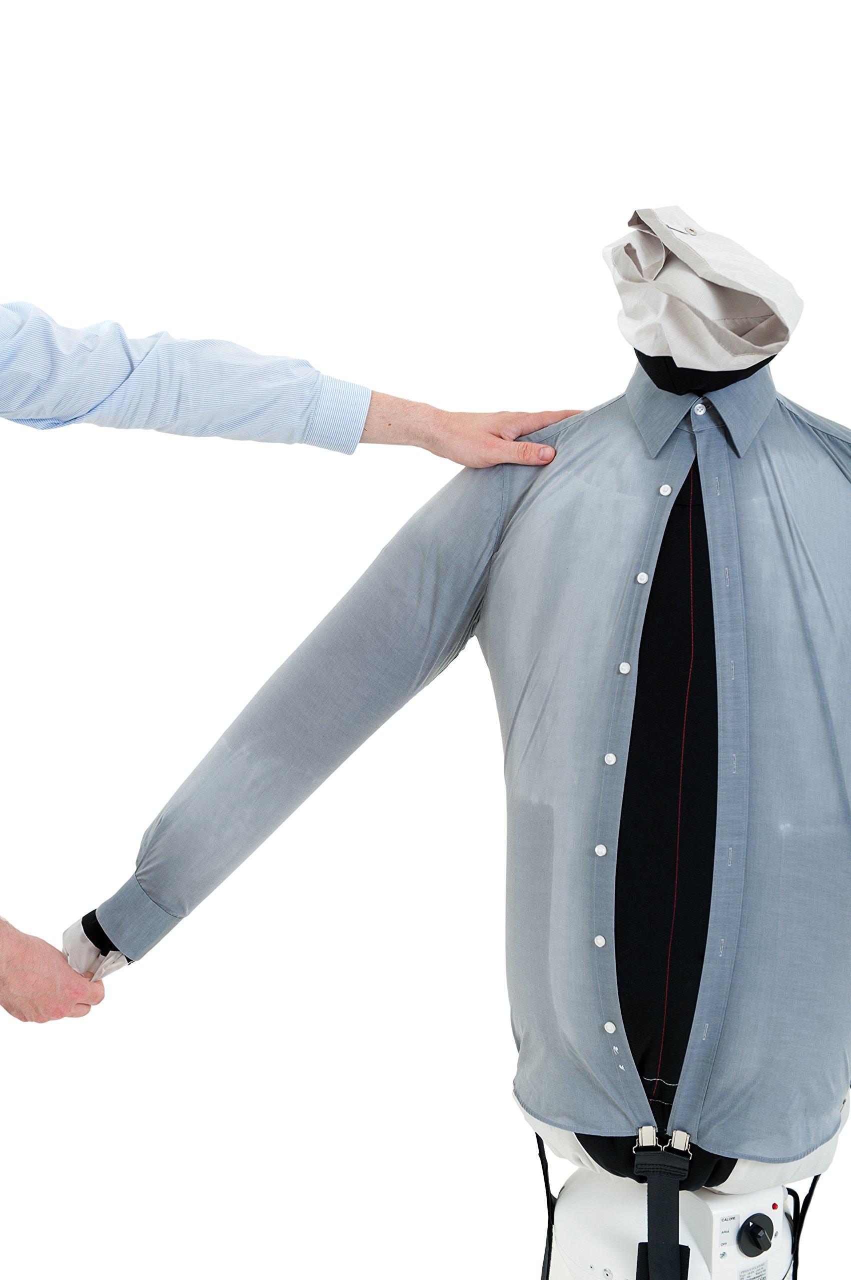 Plancha muñeca Tom para camisas de planchar Revolution: Amazon.es: Hogar