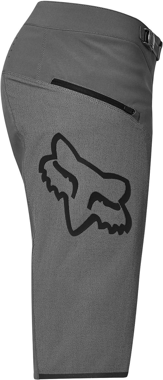 Fox Racing Defend Kevlar Short-Mens Pewter
