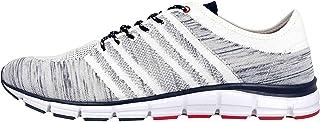 Boras 5200-0299 - Sneaker da uomo, taglie forti, multicolore