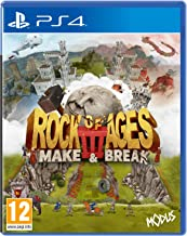 Rock of Ages 3: Make and Break - PS4