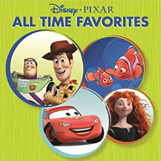 Disney-Pixar All Time Favorites