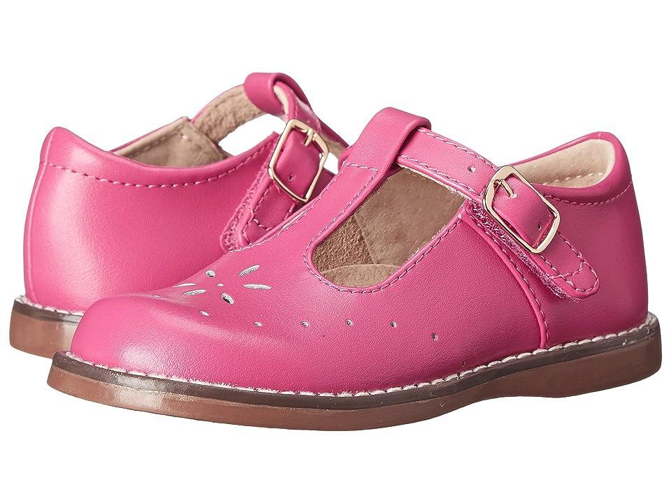 FootMates Sherry 2 (Toddler/Little Kid) (Fuchsia) Girls Shoes