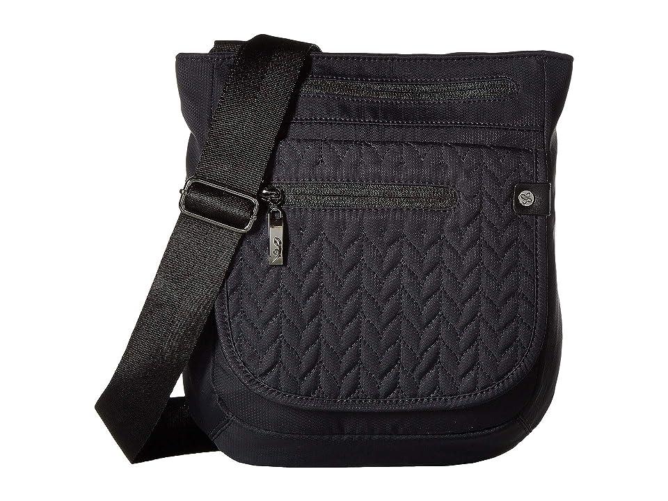 ea664fcb40e8 Sherpani Jag LE (Black 2) Cross Body Handbags