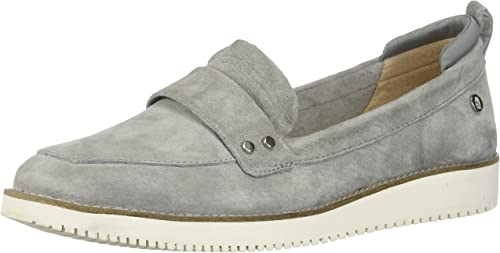Hush Puppies femmes Chowchow Loafer Frost Frost Frost gris Suede 12 M (B) b03