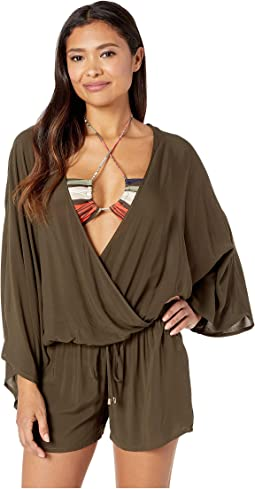 Surf Shades Cover-Up Romper