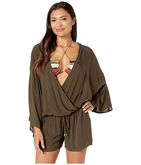 8c9fc0eda9ad8 Vince Camuto Surf Shades Cover-Up Romper at Zappos.com