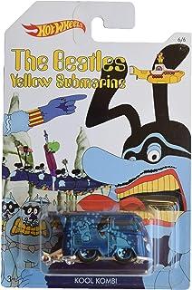 DieCast Hotwheels [Kool Kombi], The Beatles 6/6 [Blue]