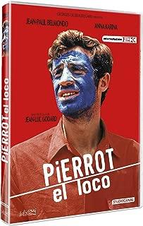 Pierrot le fou - Pierrot el loco (Non USA Format)