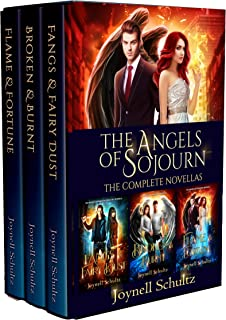 The Angels of Sojourn Novella Box Set: A Romantic Paranormal Fantasy Collection (Angels of Sojourn Series Book 2)
