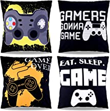 Gifts for Gamers by Chicky Chicky Bling Bling Video Game Nat Mat Personalized Gamer Pillow Bed for Kids Floor Lounger