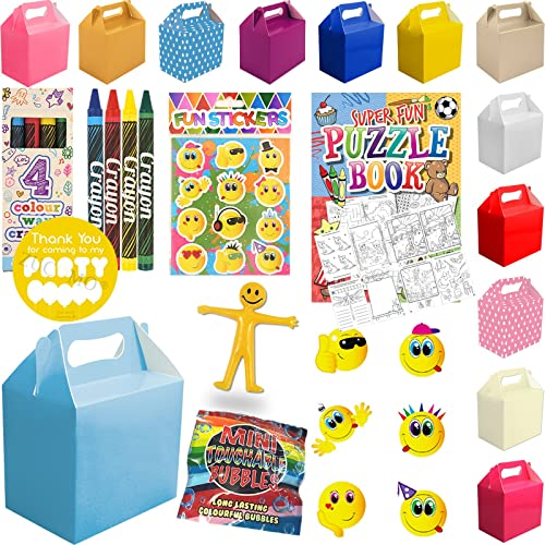 My Little Party Bags Childrens Wedding Activity Packs Favour Gift Kids Pre Packed Boxes