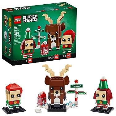LEGO Brickheadz 40353 - Juguete de construcción (281 piezas)