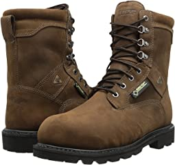 "9"" Ranger Steel Toe GTX 600G Thinsulate"