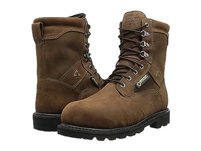 Rocky 9 Ranger Steel Toe GTX 600G Thinsulate (Brown) Men